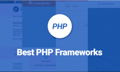8 Best PHP Frameworks Of 2017 For Developers