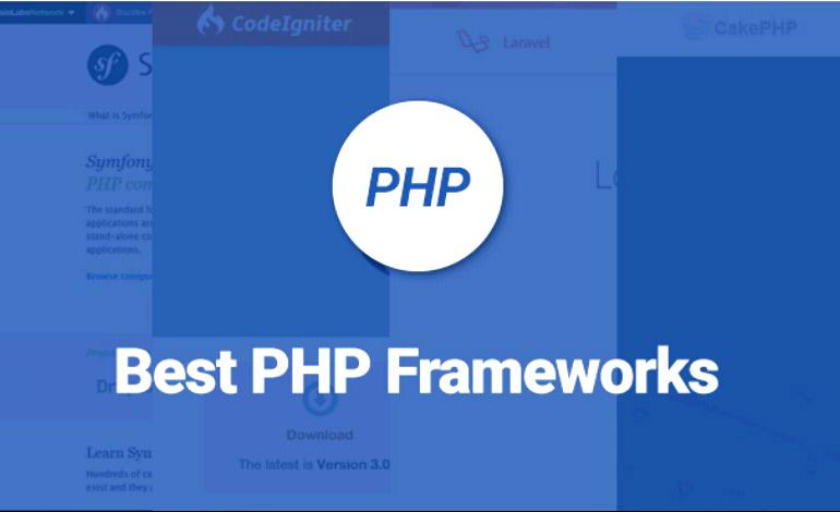 8 Best PHP Frameworks Of 2017 For Developers