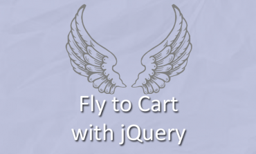 Create fly to cart / basket effect for eCommerce using jQuery and CSS