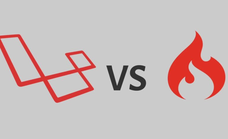 Laravel vs Codeigniter which is better for Development