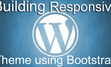 How to building responsive WordPress theme using Bootstrap