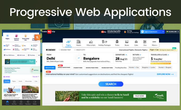 What is Progressive Web Applications and Why Create a PWA?