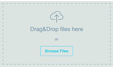 Drag and drop multiple file upload using jQuery, Ajax, and PHP